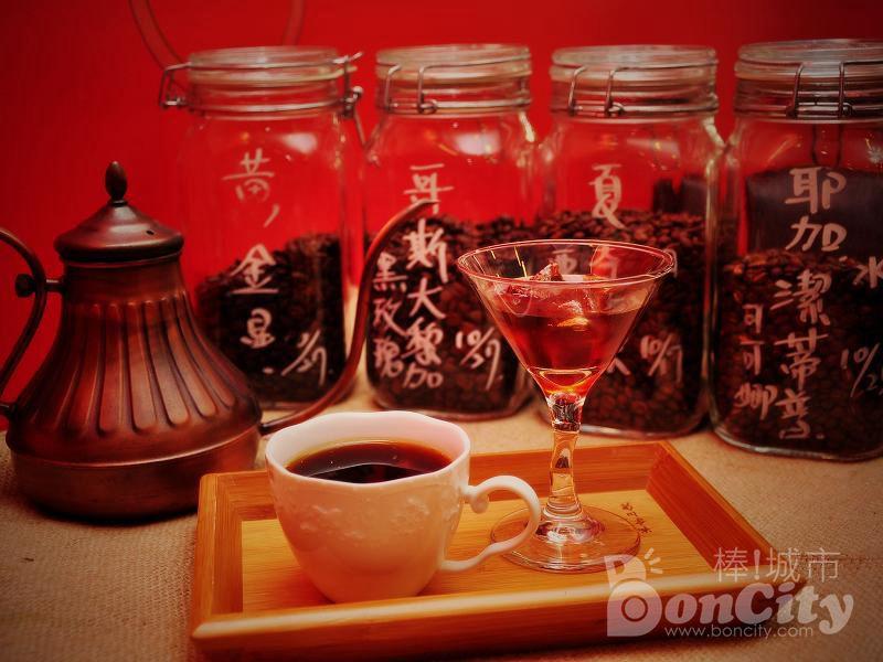 《嘉義咖啡店》嘉義咖啡時光-融合度咖啡