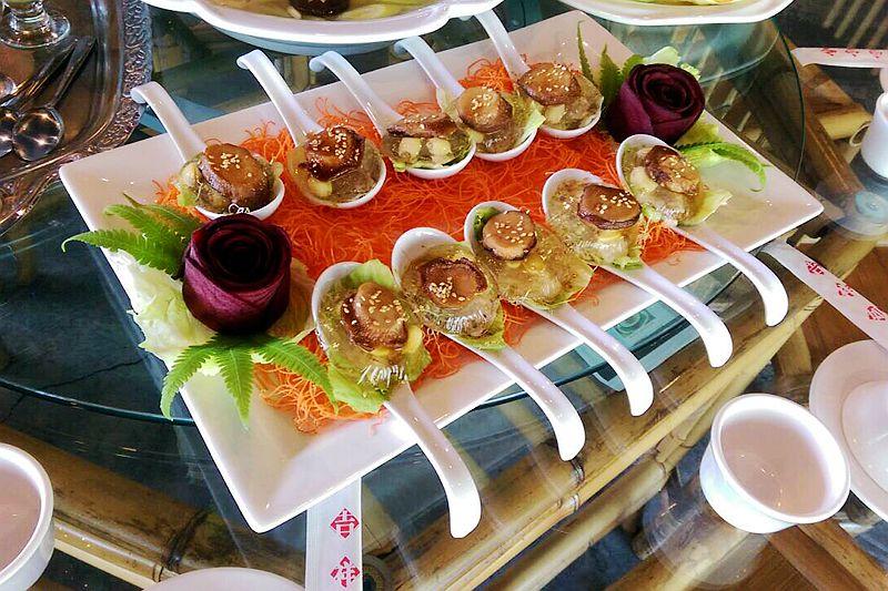 《愛玉美食》夏季療癒系愛玉搞創意-關子嶺竹香園甕缸雞推出「愛玉宴」