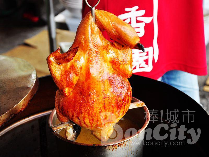 《中秋烤肉》關子嶺甕缸雞省去烤肉的麻煩-竹香園甕缸雞預定中